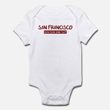 San Francisco (been there) Infant Bodysuit