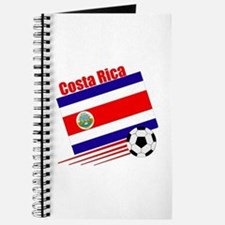 Costa Rica Soccer Team Journal