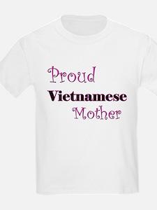 Proud Vietnamese Mother T-Shirt