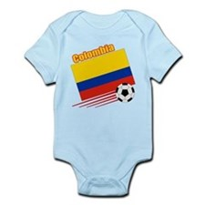 Colombia Soccer Team Onesie