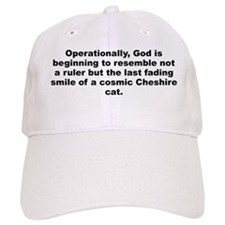 Cute Huxley quote Baseball Cap