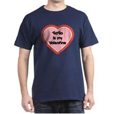 YiaYia is My Valentine T-Shirt