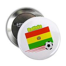 "Bolivia Soccer Team 2.25"" Button (100 pack)"
