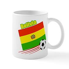 Bolivia Soccer Team Mug