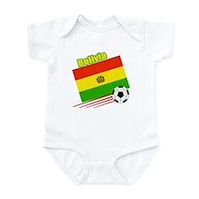 Bolivia Soccer Team Onesie