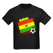 Bolivia Soccer Team T