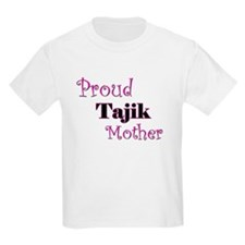 Proud Tajik Mother T-Shirt