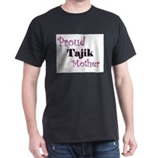 Proud Tajik Mother T-Shirt