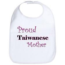 Proud Taiwanese Mother Bib