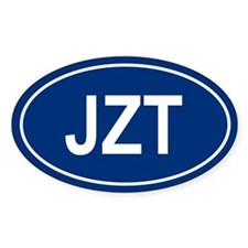 JZT Oval Decal