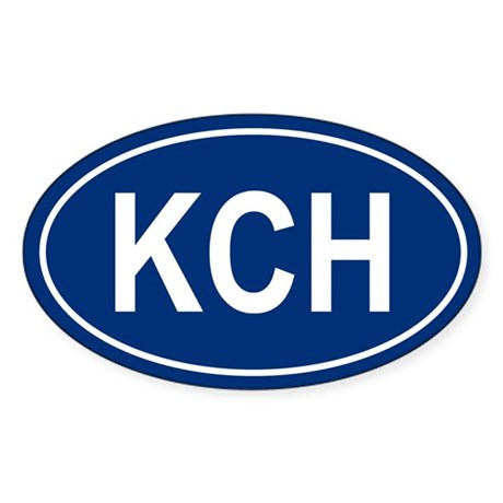 Kch oval decal by stickdeez for Küch