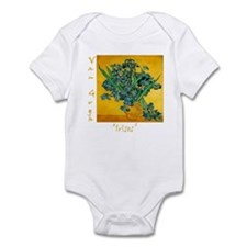 Irises Infant Bodysuit