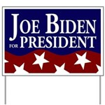 Joe Biden 2008 Presidential Yard Sign
