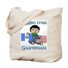 Giggles Guy Tote Bag