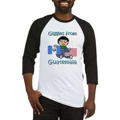 Giggles Guy Baseball Jersey