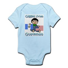 Giggles Guy Infant Creeper