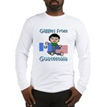 Giggles Guy Long Sleeve T-Shirt