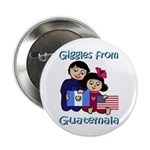 "Giggles Girl & Boy 2.25"" Button (100 pack)"