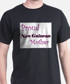 Proud New Guinean Mother T-Shirt