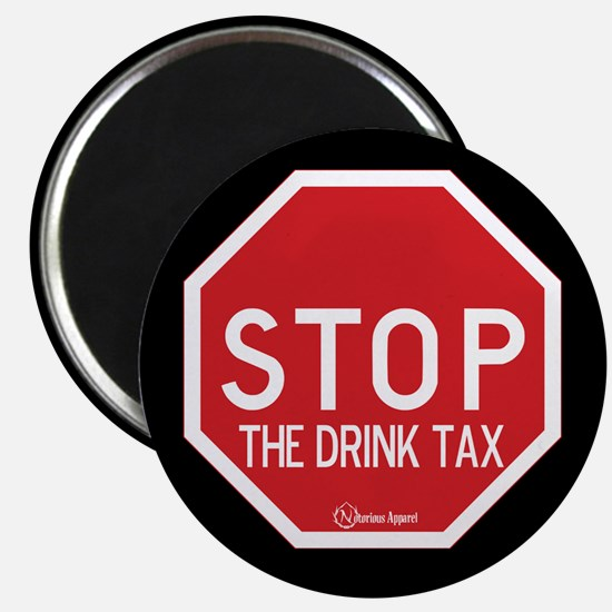 Stop the Drink Tax Magnet