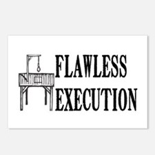 Flawless Execution Postcards (Package of 8)