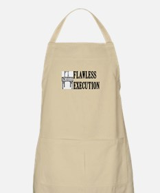 Flawless Execution BBQ Apron