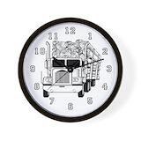 Log truck Basic Clocks