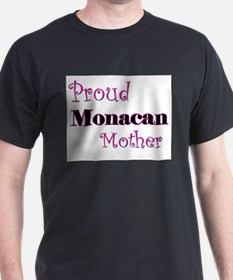 Proud Monacan Mother T-Shirt