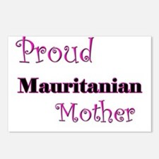 Proud Mauritanian Mother Postcards (Package of 8)