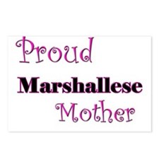 Proud Marshallese Mother Postcards (Package of 8)