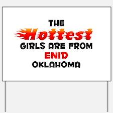 Hot Girls: Enid, OK Yard Sign