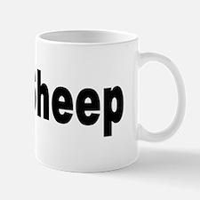 I Love Sheep for Sheep Lovers Mug