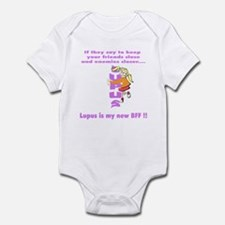 Lupus new BFF Infant Bodysuit