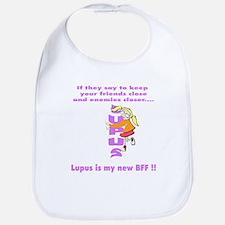 Lupus new BFF Bib