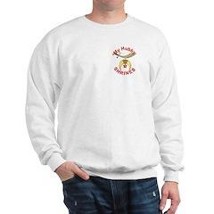My Hubby Shrines Sweatshirt
