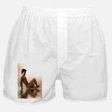 Reflecting by Rippleman Boxer Shorts