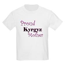Proud Kyrgyz Mother T-Shirt