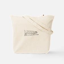 Cute Back logo Tote Bag