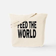 Cute Live feed Tote Bag