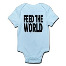 Cute Live feed Infant Bodysuit
