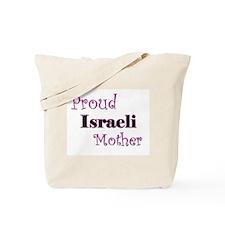 Proud Israeli Mother Tote Bag