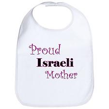 Proud Israeli Mother Bib