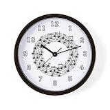 Musician Wall Clocks