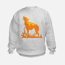 Flames Sweatshirt