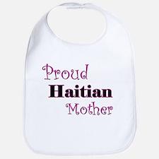 Proud Haitian Mother Bib
