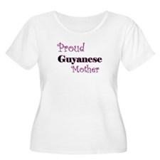 Proud Guyanese Mother T-Shirt