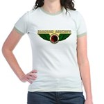 Iranian Airways Jr. Ringer T-Shirt