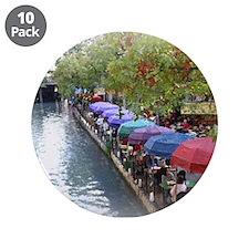 """Riverwalk 3.5"""" Button (10 pack)"""