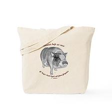 Heaven Help Us... Tote Bag