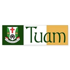 Tuam, Galway Bumper Bumper Sticker